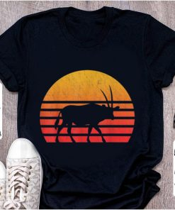 Official Vintage Retro Sunset Oryx Long Horn Hunting shirt 1 1 247x296 - Official Vintage Retro Sunset Oryx Long Horn Hunting shirt