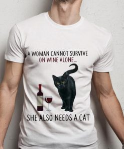 Original A Woman Cannot Survive On Wine Alone She Also Need A Cat shirt 1 1 247x296 - Original A Woman Cannot Survive On Wine Alone She Also Need A Cat shirt