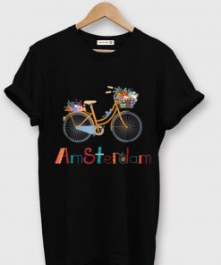 Original Amsterdam Bike Bicycle City Retro Cycling Tee shirt 1 1 247x296 - Original Amsterdam Bike Bicycle City Retro Cycling Tee shirt