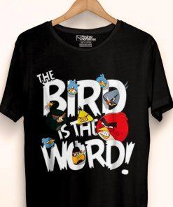 Original Angry Birds Bird Is The World shirt 1 1 247x296 - Original Angry Birds Bird Is The World shirt