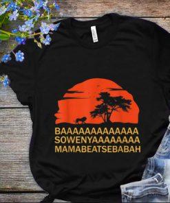 Original Baaaaaa Sowenyaaaa African King Lion Disney shirt 1 1 247x296 - Original Baaaaaa Sowenyaaaa African King Lion Disney shirt