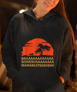 Original Baaaaaa Sowenyaaaa African King Lion Disney shirt 2 1 247x296 - Original Baaaaaa Sowenyaaaa African King Lion Disney shirt
