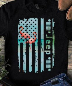 Original Jeep Flamingo Usa Flag Summer shirt 1 1 247x296 - Original Jeep Flamingo Usa Flag Summer shirt