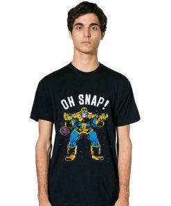 Original Marvel Thanos Space Oh Snap Retro Comic Style shirt 2 1 247x296 - Original Marvel Thanos Space Oh Snap! Retro Comic Style shirt