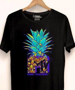 Original Mtv Pineapple Colorful Logo Music Lover Television Graphic shirt 1 1 247x296 - Original Mtv Pineapple Colorful Logo Music Lover Television Graphic shirt