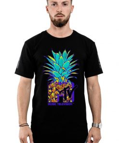Original Mtv Pineapple Colorful Logo Music Lover Television Graphic shirt 2 1 247x296 - Original Mtv Pineapple Colorful Logo Music Lover Television Graphic shirt