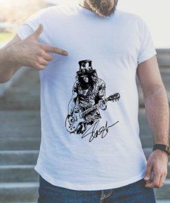 Original Slash Guns N Roses signature shirt 2 1 247x296 - Original Slash Guns N' Roses signature shirt