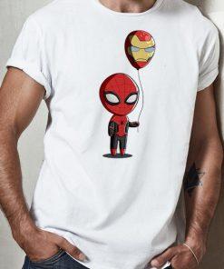 Original Spidey Balloon Spider Man And Iron Balloon Man shirt 2 1 247x296 - Original Spidey Balloon Spider Man And Iron Balloon Man shirt