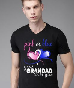 Pink Or Blue Your Grandad Loves You Gender Reveal Heart shirt 2 1 247x296 - Pink Or Blue Your Grandad Loves You Gender Reveal Heart shirt