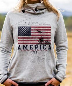 Premium America Established July 4th 1776 Signature shirt 1 1 247x296 - Premium America Established July 4th 1776 Signature shirt