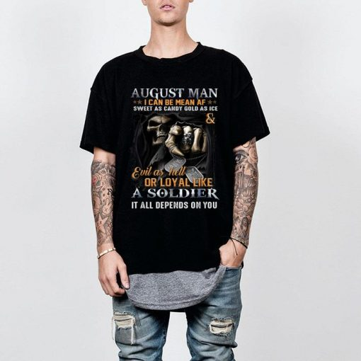 Premium August Man I Can Be Mean AF A August Man Can Be shirt 2 1 510x510 - Premium August Man I Can Be Mean AF A August Man Can Be shirt