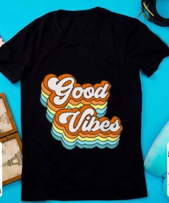 Premium Good Vibes Retro Vintage Summer For Men And Women shirt 1 1 247x296 - Premium Good Vibes Retro Vintage Summer For Men And Women shirt