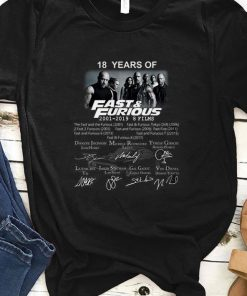 Premium Jamila 18 Years Of Fast And Furious 2001 2019 9 Films Signature shirt 1 1 247x296 - Premium Jamila 18 Years Of Fast And Furious 2001 2019 9 Films Signature shirt