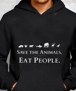 Premium Save The Animals Eat People shirt 2 1 247x296 - Premium Save The Animals Eat People shirt
