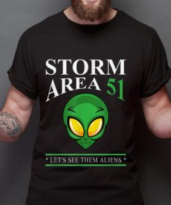 Premium Storm Area 51 Lets See Them Aliens Green Alien shirt 2 1 247x296 - Premium Storm Area 51 Lets See Them Aliens Green Alien shirt