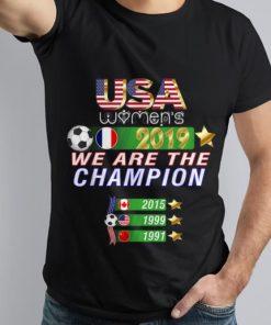 Premium USA Women Soccer 2019 We Are The Champion shirt 1 1 247x296 - Premium USA Women Soccer 2019 We Are The Champion shirt