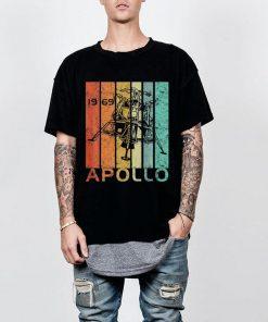 Premium Vintage 50th Anniversary Apollo 11 Moon Landing Astronaut 1969 shirt 2 1 247x296 - Premium Vintage 50th Anniversary Apollo 11 Moon Landing Astronaut 1969 shirt