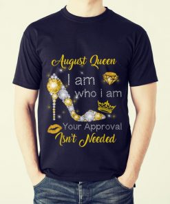Premium trend August Girl I Am Who I Am Your Approval Isn t Needed Diamond shirt 2 1 247x296 - Premium trend August Girl I Am Who I Am Your Approval Isn't Needed Diamond shirt