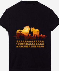 Pretty BAAA SOWENYAAA African King Lion shirt 1 1 247x296 - Pretty BAAA SOWENYAAA African King Lion shirt