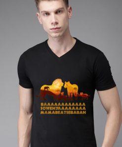Pretty BAAA SOWENYAAA African King Lion shirt 2 1 247x296 - Pretty BAAA SOWENYAAA African King Lion shirt