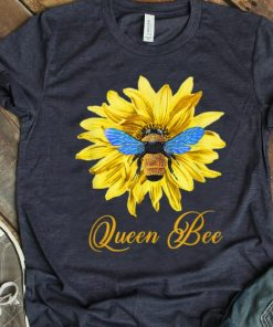 Pretty Bee Wtih Flower Queen Bee shirt 1 1 247x296 - Pretty Bee Wtih Flower Queen Bee shirt