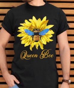 Pretty Bee Wtih Flower Queen Bee shirt 2 1 247x296 - Pretty Bee Wtih Flower Queen Bee shirt