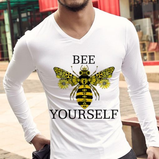 Pretty Bee Yourself Namaste Love Save The Bees Save The World shirt 3 1 1 510x510 - Pretty Bee Yourself Namaste Love Save The Bees Save The World shirt