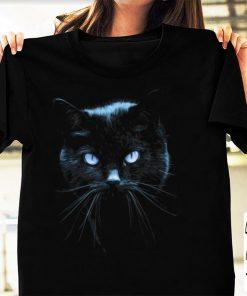 Pretty Black Cat Realistic Cats Eyes Cool Pet shirt 1 1 247x296 - Pretty Black Cat Realistic Cats Eyes Cool Pet shirt