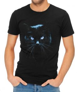 Pretty Black Cat Realistic Cats Eyes Cool Pet shirt 2 1 247x296 - Pretty Black Cat Realistic Cats Eyes Cool Pet shirt