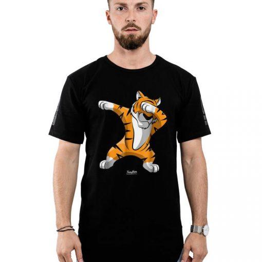 Pretty Dabbing Tiger Dab Tiger Safari Tiger Animal shirt 2 1 510x510 - Pretty Dabbing Tiger Dab Tiger Safari Tiger Animal shirt