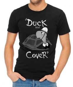 Pretty Duck And Cover Vintage Cold War shirt 2 1 247x296 - Pretty Duck And Cover - Vintage Cold War shirt