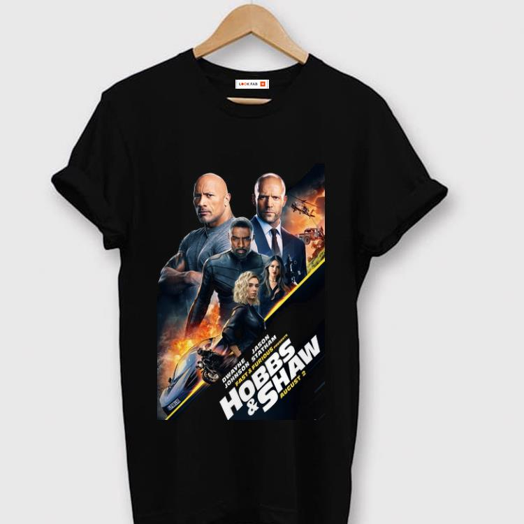 Pretty Fast And Furious Hobbs And Shaw shirt