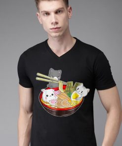 Pretty Great Kawaii Japanese Anime Cat Noodle Bowl Noodle Pool Party shirt 2 1 247x296 - Pretty Great Kawaii Japanese Anime Cat Noodle Bowl Noodle Pool Party shirt