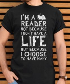Pretty I Am A Reader Book Quote Bookworm Reading Literary shirt 2 1 247x296 - Pretty I Am A Reader Book Quote Bookworm Reading Literary shirt