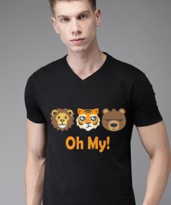 Pretty Oh My Cute Zoo Animal Lion Tiger and Bear shirt 2 1 247x296 - Pretty Oh My Cute Zoo Animal Lion Tiger and Bear shirt