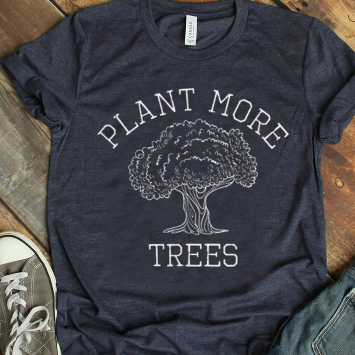 Pretty Plant Trees Vintage Earth Day Wildflower Arborist Tree shirt