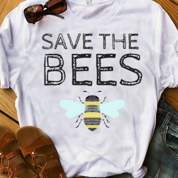 Pretty Save The Bees Beekeeping shirt