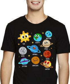 Pretty Solar System Planets Astronomy Space Planets Emotion shirt 2 1 247x296 - Pretty Solar System Planets Astronomy Space Planets Emotion shirt