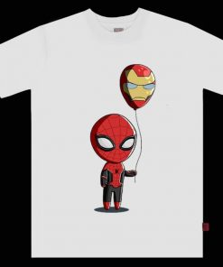 Pretty Spidey Balloon Spider Man And Iron Balloon Man shirt 1 1 247x296 - Pretty Spidey Balloon Spider Man And Iron Balloon Man shirt