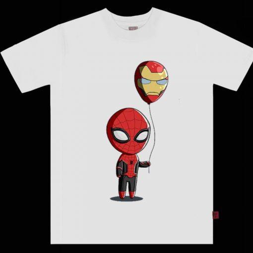 Pretty Spidey Balloon Spider Man And Iron Balloon Man shirt 1 1 510x510 - Pretty Spidey Balloon Spider Man And Iron Balloon Man shirt