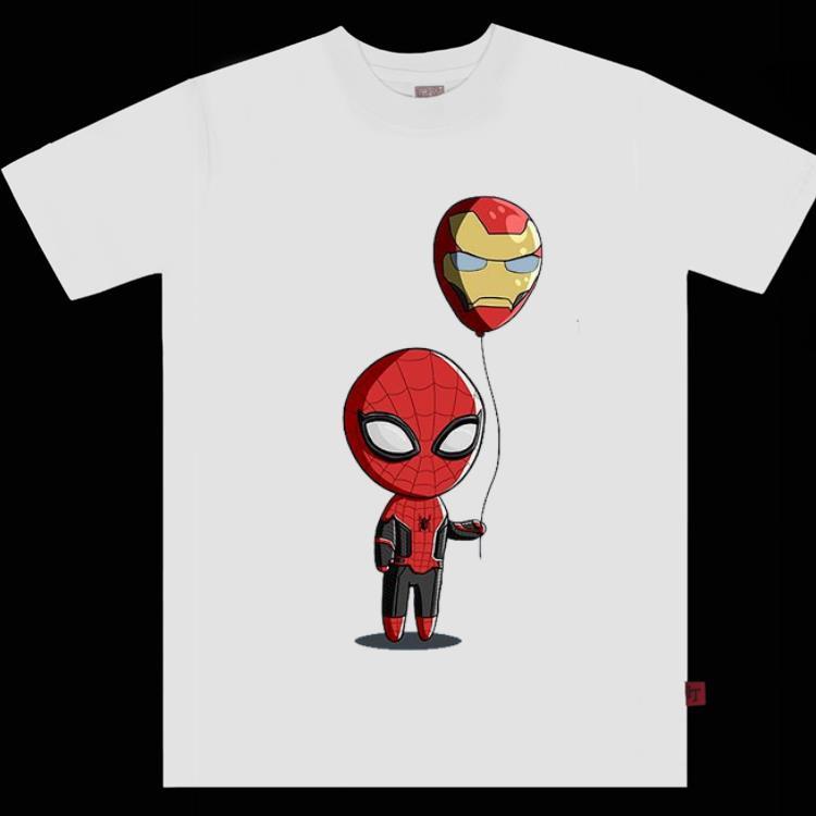 Pretty Spidey Balloon Spider Man And Iron Balloon Man shirt