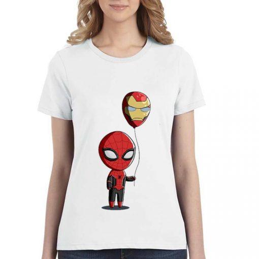 Pretty Spidey Balloon Spider Man And Iron Balloon Man shirt 3 1 510x510 - Pretty Spidey Balloon Spider Man And Iron Balloon Man shirt