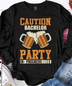 The best Caution Bachelor Party In Progress Beer shirt 1 1 247x296 - The best Caution Bachelor Party In Progress Beer shirt