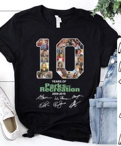 Top 10 Years Of Parks and Recreation 2009 2019 signatures shirt 1 1 247x296 - Top 10 Years Of Parks and Recreation 2009-2019 signatures shirt
