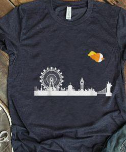 Top Baby Donald Trump Balloon London shirt 1 1 247x296 - Top Baby Donald Trump Balloon London shirt