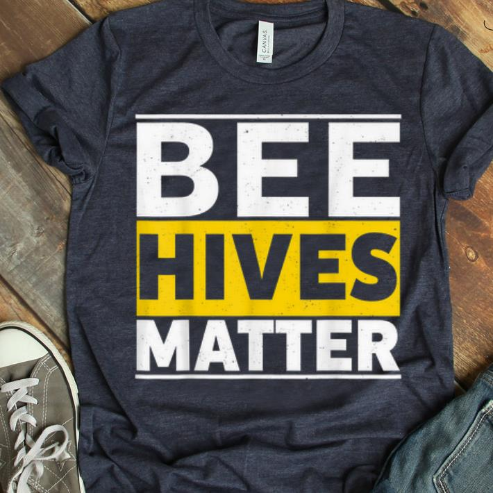 Top Bee Hives Matter Vintage Retro Save The Bees shirt