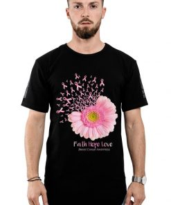 Top Cancer Awareness Pink Flower Faith Hope Love Breast shirt 2 1 247x296 - Top Cancer Awareness Pink Flower Faith Hope Love Breast shirt