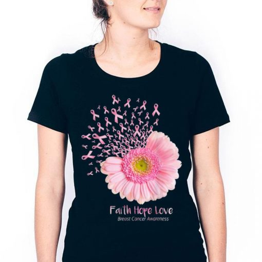 Top Cancer Awareness Pink Flower Faith Hope Love Breast shirt 3 1 510x510 - Top Cancer Awareness Pink Flower Faith Hope Love Breast shirt