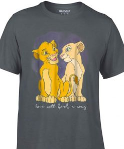Top Disney Lion King Simba Nala Love Love Will Find A Way shirt 1 1 247x296 - Top Disney Lion King Simba Nala Love Love Will Find A Way shirt
