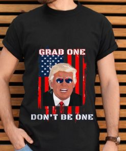Top Donald Trump Grab One Don t Be One American Flag Sunglass shirt 2 1 247x296 - Top Donald Trump Grab One Don't Be One American Flag Sunglass shirt